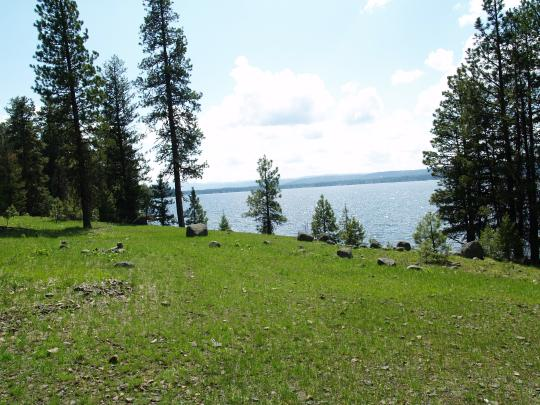 Campground Details - Ponderosa State Park, ID - Idaho State Parks