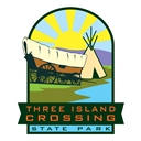 Three Island Crossing State Park