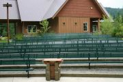 Photo: HEADQUARTERS AMPHITHEATER, PRIEST LAKE DAY USE