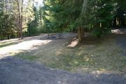 Photo: Aspen Group Camp, DWORSHAK GROUP CAMPS
