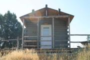 Photo: Sagebrush, CABINS